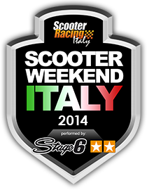 Scooter Weekend Italy 2014
